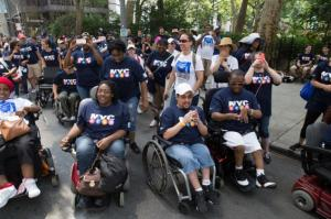 NYC Disability Pride Parade