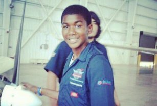 Trayvon Martin wanted to be a pilot